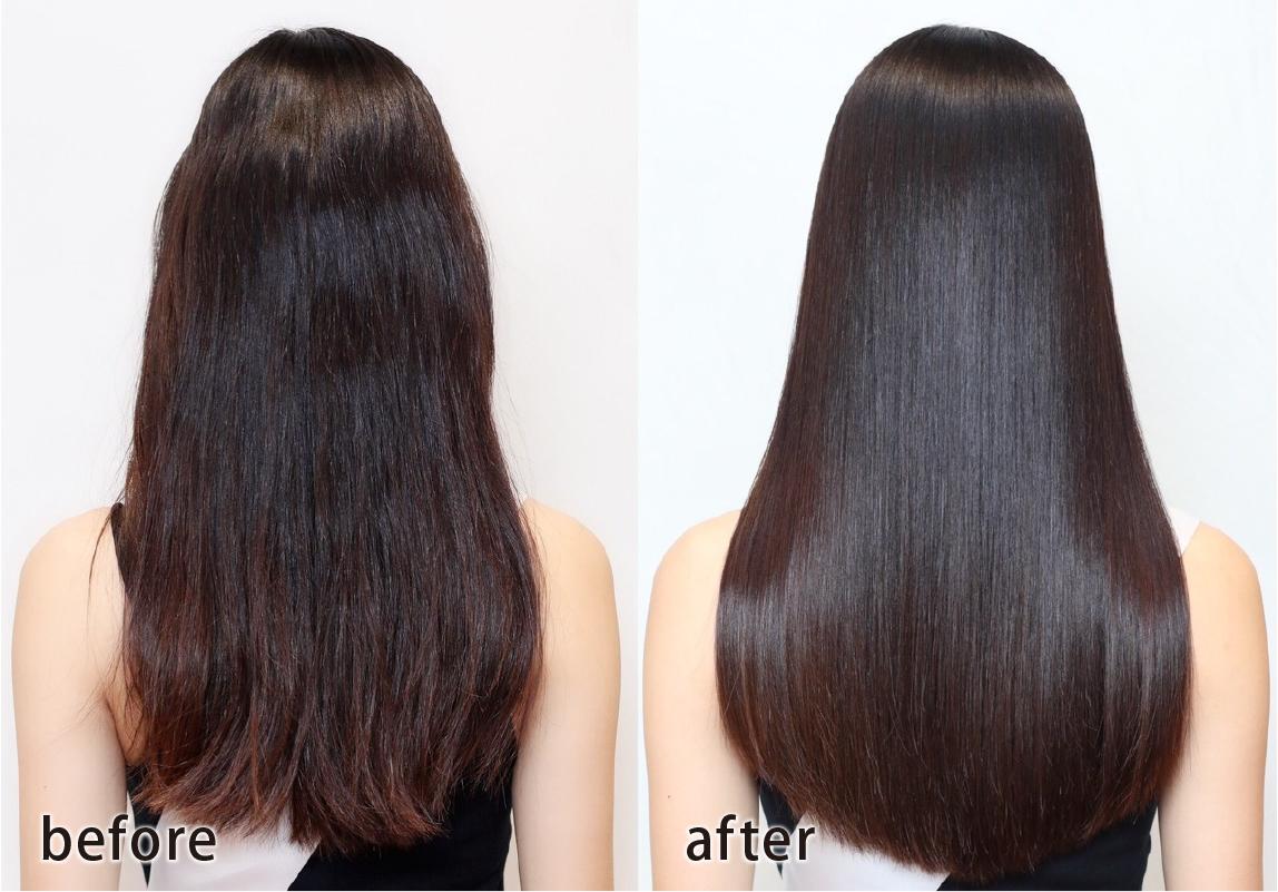 テラヘルツ機能水「キラスイ」で美髪再生 ~酸素・水素・イオンを還元~